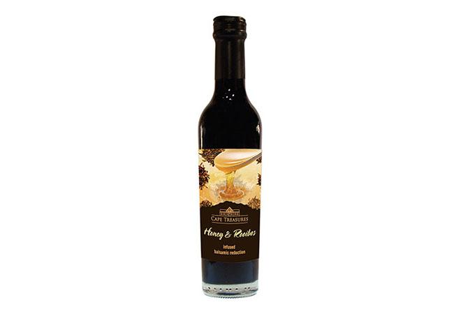 Cape Treasures Vinegars