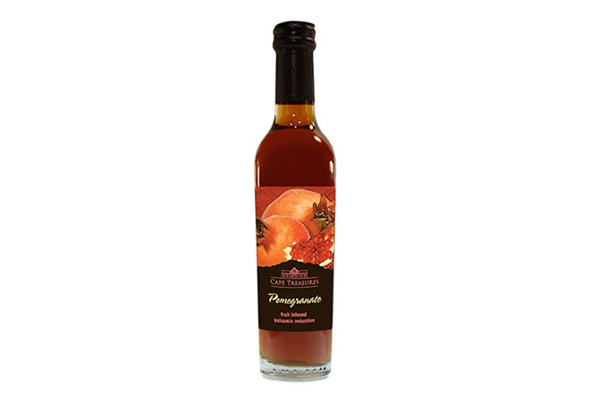 Cape Treasures Vinegars