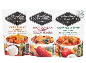 SSA cooking sauces