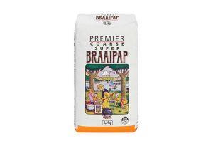 Premier Coarse Braaipap