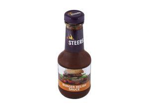 Steers Burger Relish