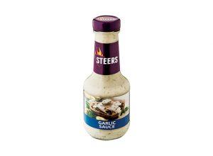 Steers Garlic Sauce