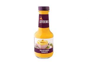 Steers Mustard Sauce