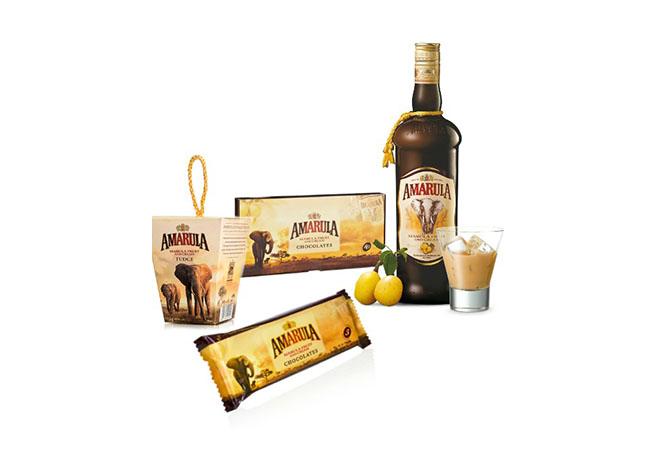 Amarula Indulgent Gift Set