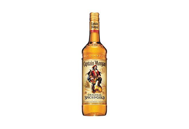 Captain Morgan's Rums