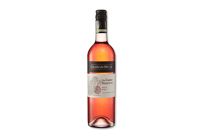 Graham Beck Game Reserve Rosé