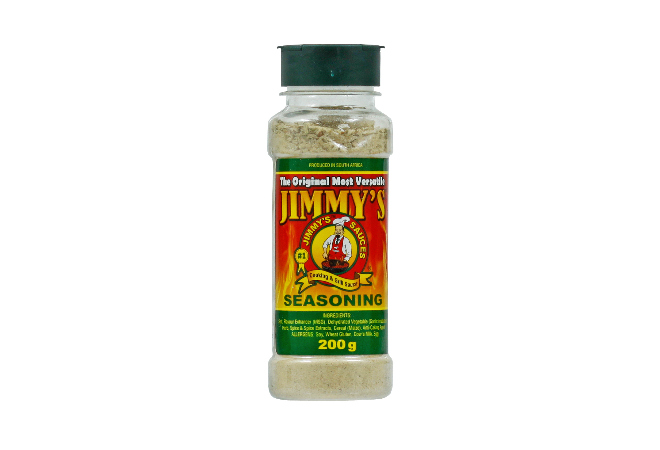 Jimmy's Seasoning