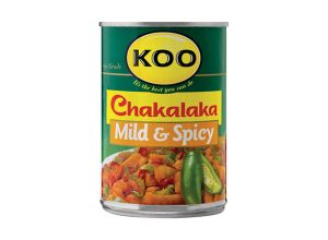 Koo Tinned Chakalaka