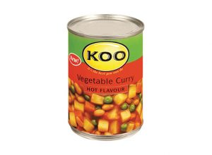 Koo Hot Vegetable Curry