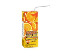 Liqui Fruit Juice Box Orange