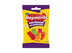 Maynards Enerjelly Teddies
