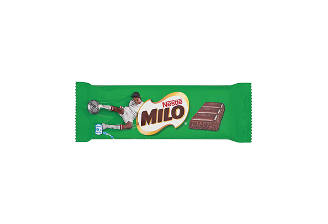 Nestle Milo Chocolate Slab
