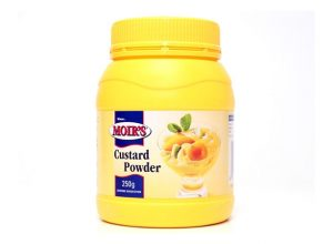 Moir's Custard Powder