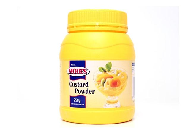 Moir's Custard Powder