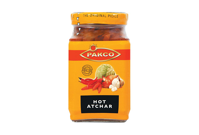 Pakco Atchars