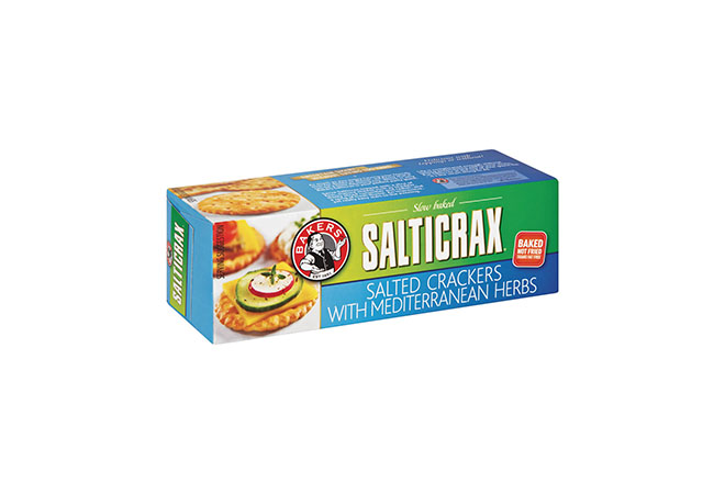 Bakers Salticrax Crackers