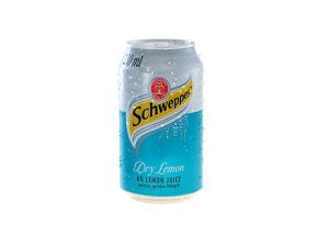 Schweppes Canned Drinks