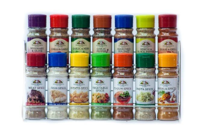 Spice-rack