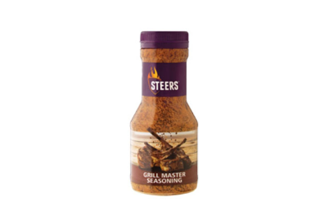 Steers Grill Master Seasoning