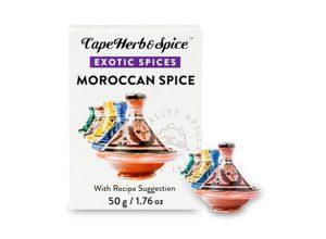 Cape Herb & Spice Exotics