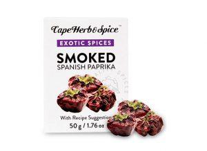 CHS Exotic Smoked Spanish Paprika