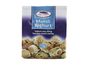 Cape Cookies Muesli Yoghurt