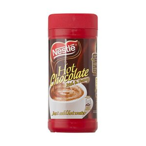 Nestle Hot Chocolate Drink