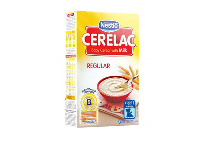 Nestlé Cerelac Baby Cereals