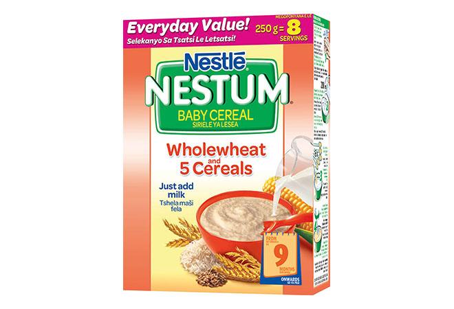 Nestle Nestum Baby Cereals