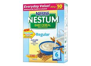 Nestlé Nestum Baby Cereals