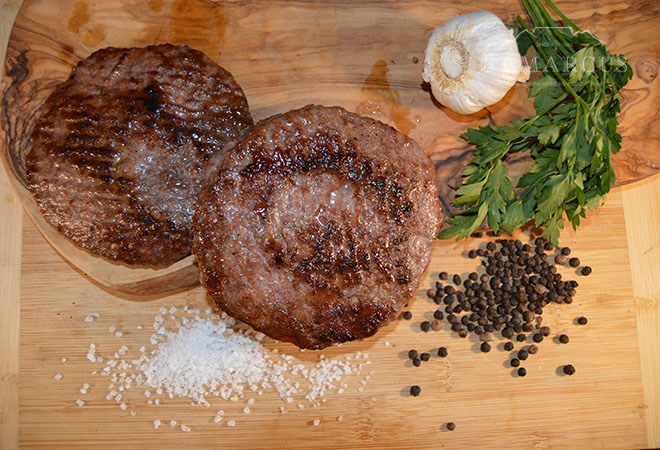Traditional Boerewors Burgers