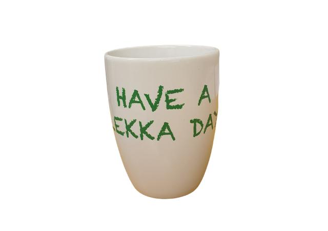 Have a lekka day mug