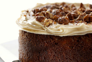 AmarulaCarrot Cake