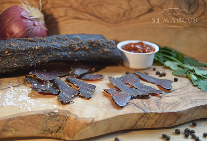 Smokey BBQ Beef Biltong