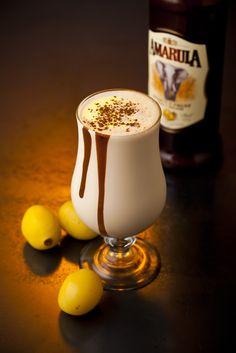 Creamy Amarula Dom Pedro