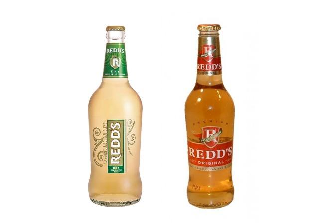 Redd's Bottled Cider