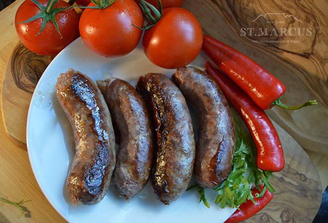 how to cook merguez sausage