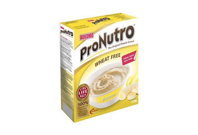 Bokomo ProNutro Cereals