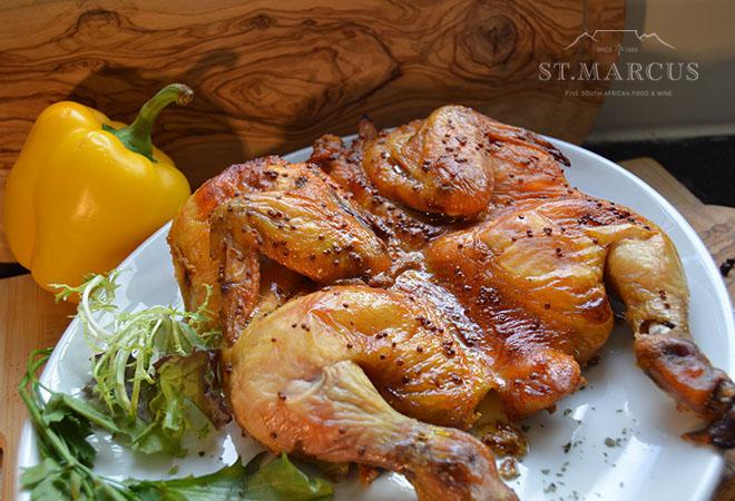 Exotic Thai Whole Chicken Flattie