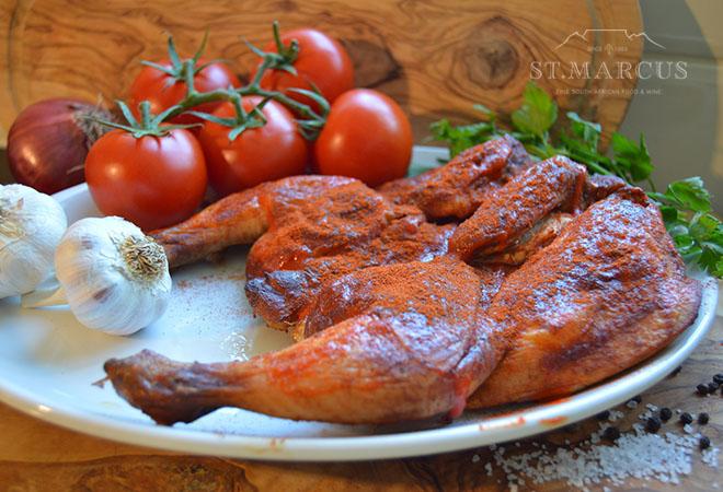 Italian Whole Chicken Flattie
