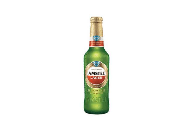 Amstel Larger