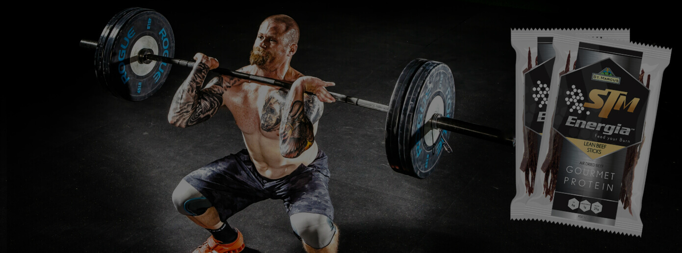 weight lifting new biltong st marcus