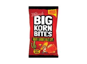 Big Korn Bites Tomato