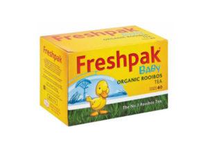 Freshpak Baby Organic Rooibos Tea