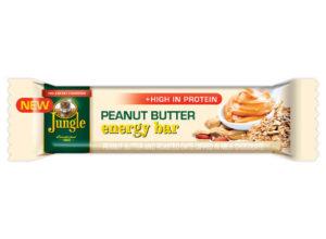 Jungle Peanut Butter Bar