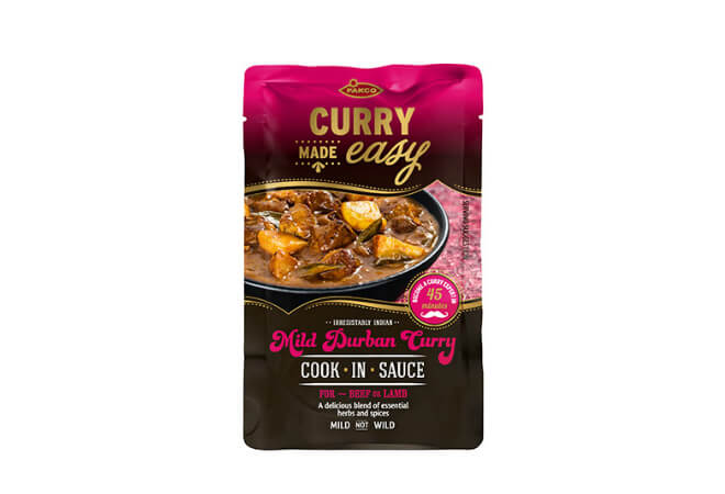 Pakco Curry Cooking Sauces