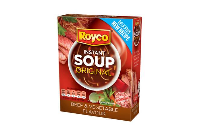 royco instant soup biltong st marcus
