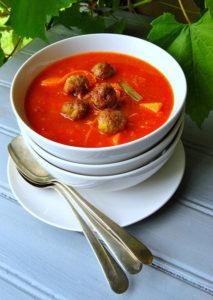 Chakalaka Soup