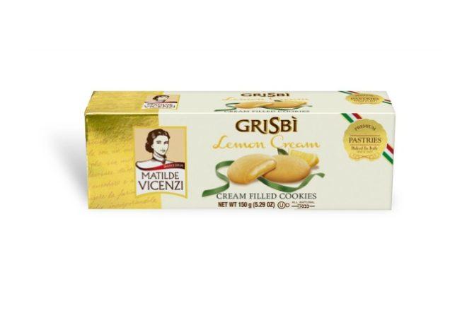 Grisbi Lemon Cream