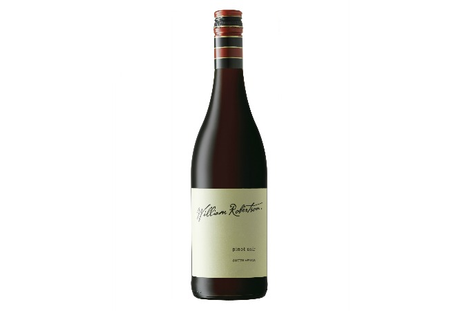 WILLIAM ROBERTSON Pinot Noir
